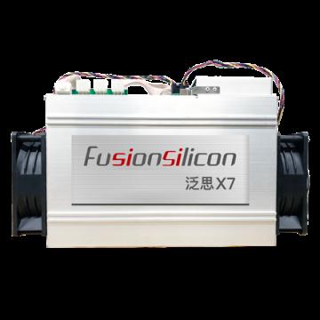 Fusionsilicon X7 miner 262 Gh/s