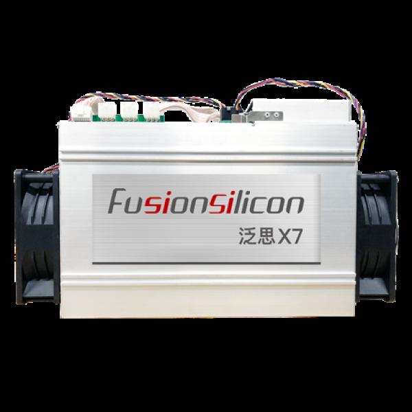 Fusionsilicon X7+ miner 320Gh/s
